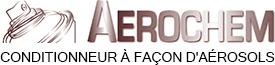 Aerochem conditionneur à façon d'aérosols